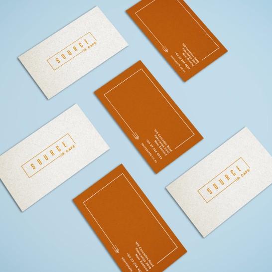 SourceCafe-BusinessCard