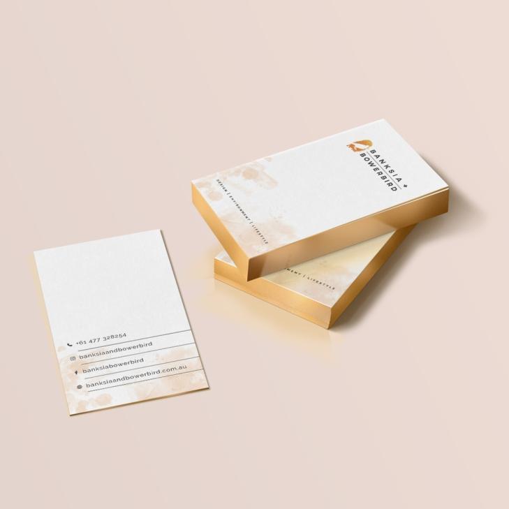 BanksiaBowerbird-BusinessCard